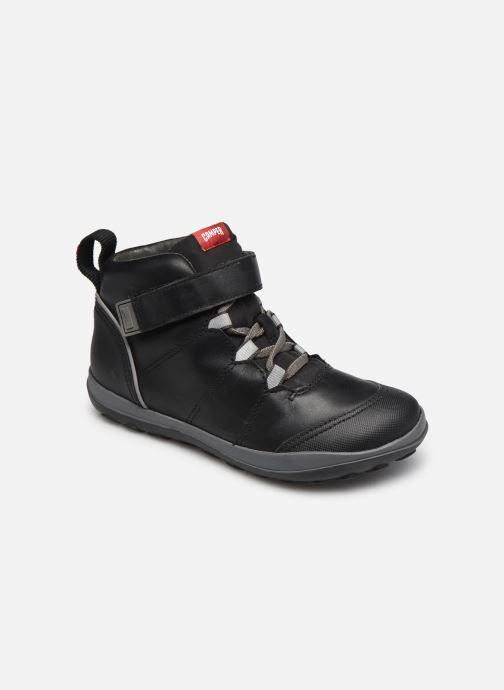 Stiefeletten & Boots Camper Boots K900196 schwarz detaillierte ansicht/modell