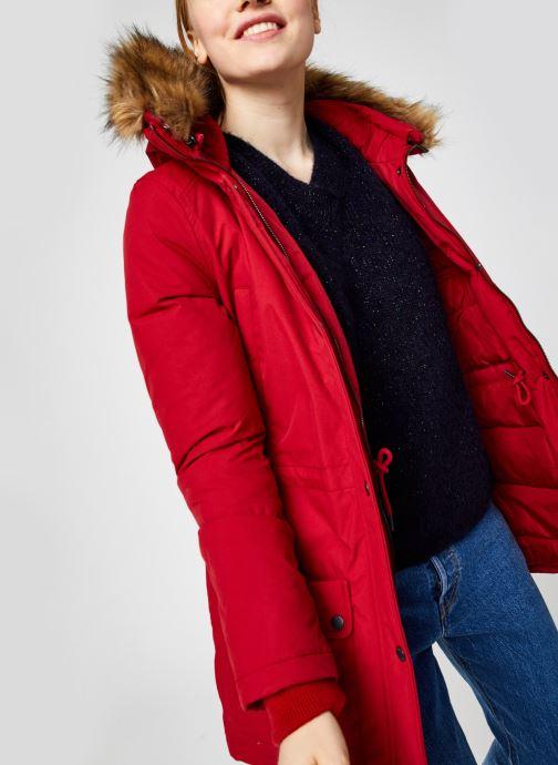 Vêtements Accessoires Parka Femme Snorkel Capuche Schott