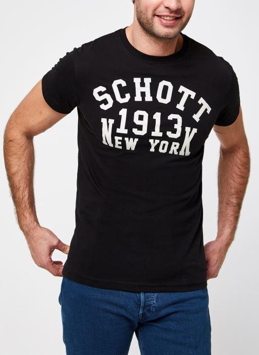 Vêtements Accessoires Tshirt Schott Print New York