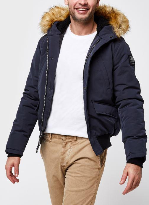 Vêtements Accessoires Blouson Capuche Schott