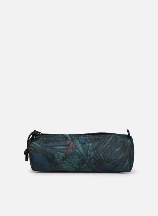Skoletasker Eastpak Benchmark Single Grøn se forfra
