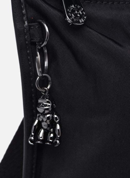Handtaschen Kipling NEAL S schwarz ansicht von links