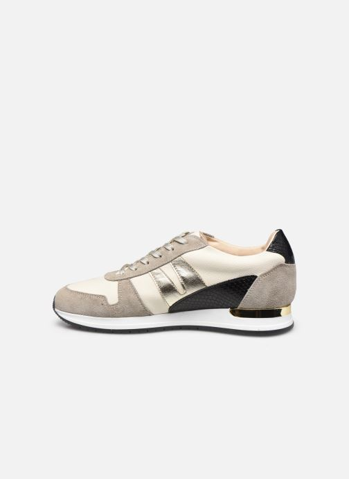 Sneaker San Marina GALATEEN weiß ansicht von vorne