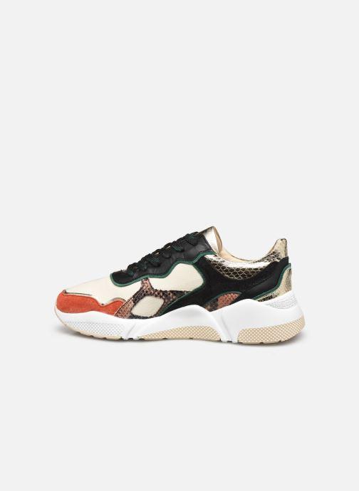 Sneaker San Marina GALADIO weiß ansicht von vorne