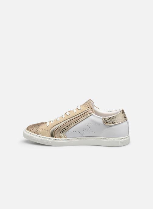 Sneaker San Marina CARTECILIA weiß ansicht von vorne