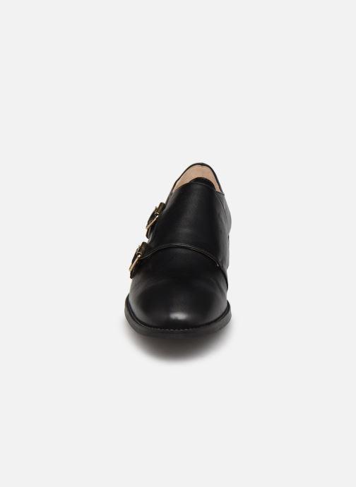 Schuhe mit Schnallen San Marina MANEA schwarz schuhe getragen
