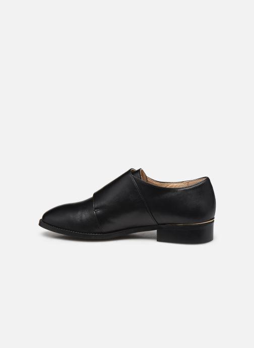 Schuhe mit Schnallen San Marina MANEA schwarz ansicht von vorne