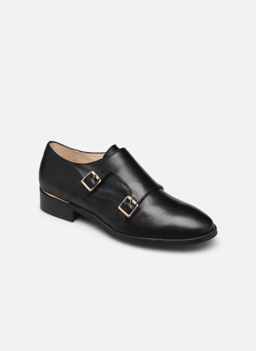 Schuhe mit Schnallen San Marina MANEA schwarz detaillierte ansicht/modell