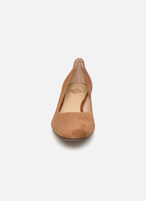 Escarpins San Marina NIDIATA/VEL Marron vue portées chaussures