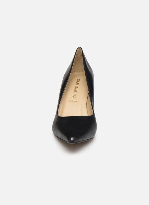 Zapatos de tacón San Marina VILAS NOIR Negro vista del modelo