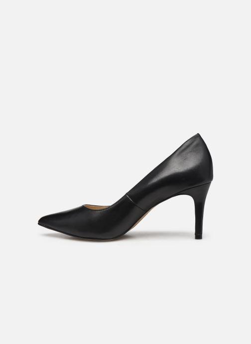 Zapatos de tacón San Marina VILAS NOIR Negro vista de frente