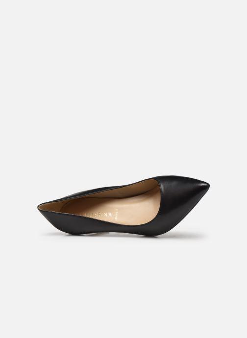 Zapatos de tacón San Marina VILAS NOIR Negro vista lateral izquierda