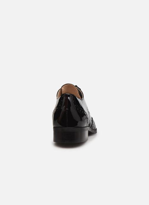 Zapatos con cordones San Marina MAREYAGE/VS Negro vista lateral derecha