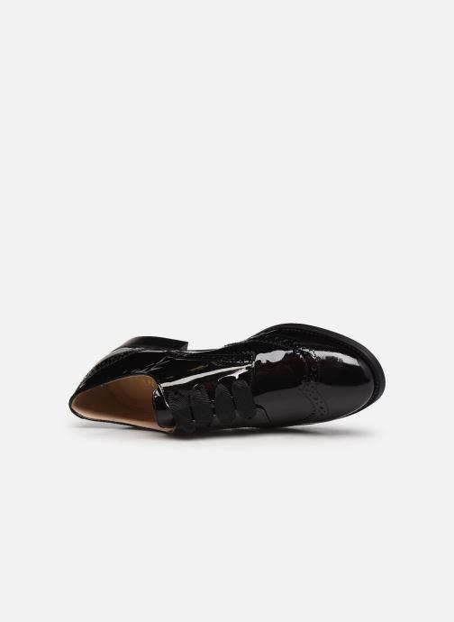 Zapatos con cordones San Marina MAREYAGE/VS Negro vista lateral izquierda