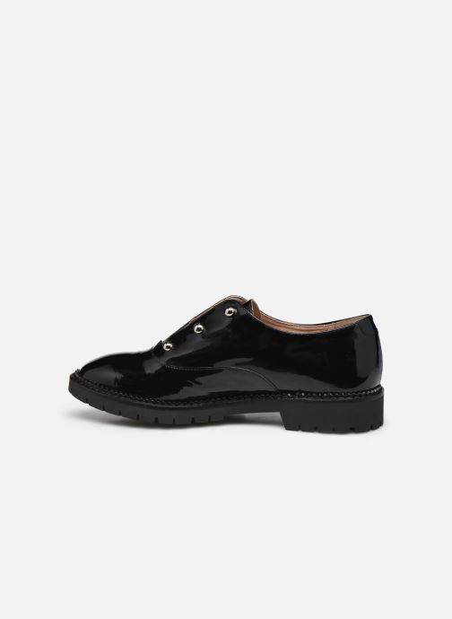 Zapatos con cordones San Marina MATEI/VS Negro vista de frente