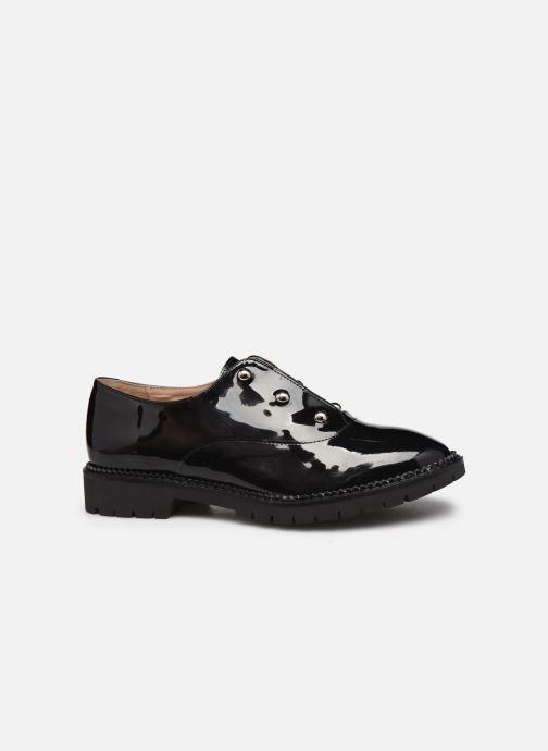 Zapatos con cordones San Marina MATEI/VS Negro vistra trasera