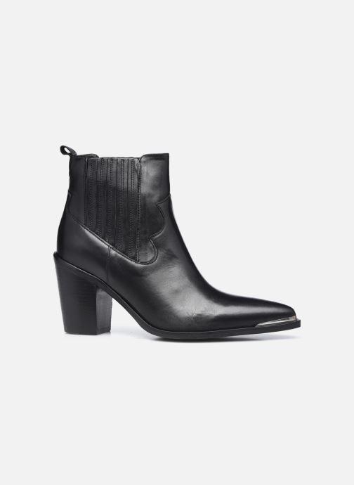 Bottines et boots San Marina AGUEDA Noir vue derrière