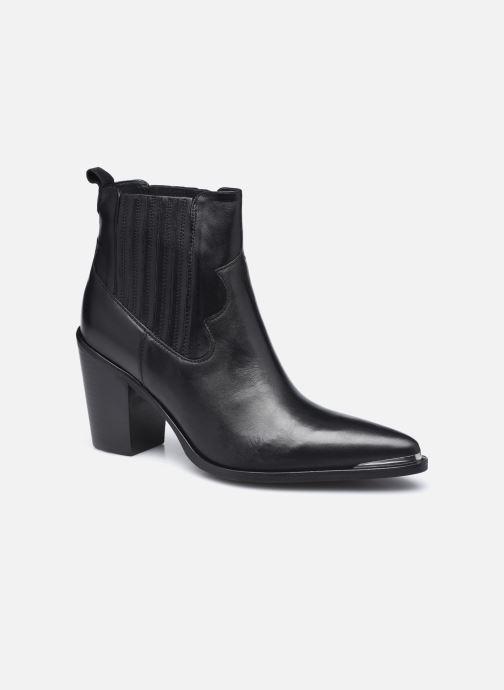 Bottines et boots San Marina AGUEDA Noir vue détail/paire