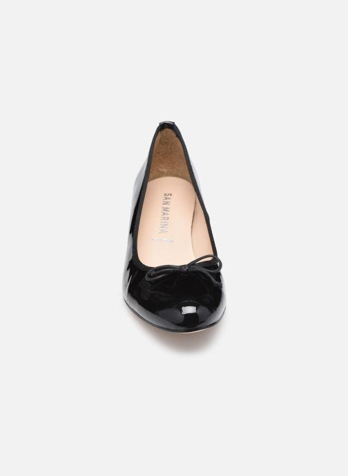 Escarpins San Marina LAOZA/VS Noir vue portées chaussures
