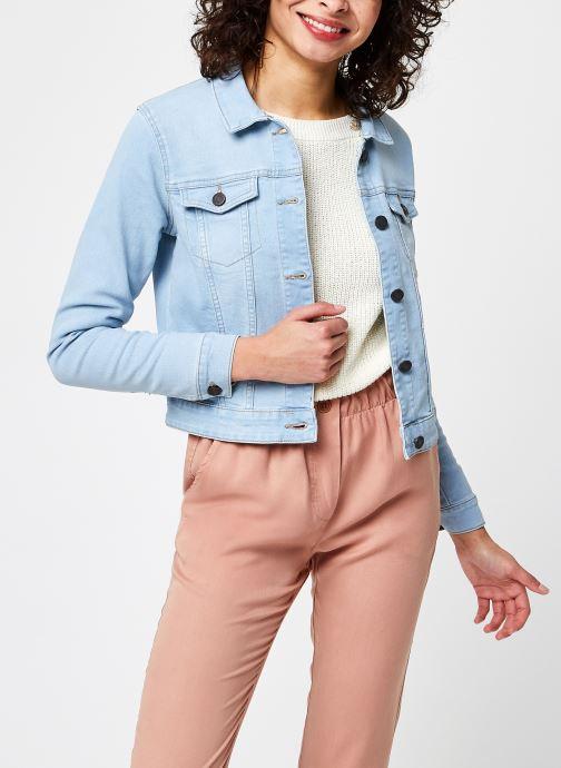 Tøj Accessories Nmdebra L/S Denim Jacket