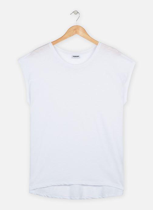 T-shirt - Nmmathilde S/S Loose Long Top