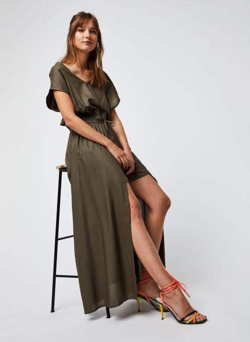 Vêtements Noisy May Nmtinka S/S Jumpsuit Vert vue bas / vue portée sac