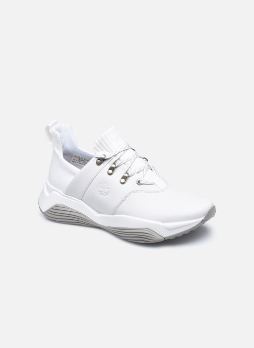 Deportivas Timberland Emerald Bay F/L Sneaker Blanco vista de detalle / par