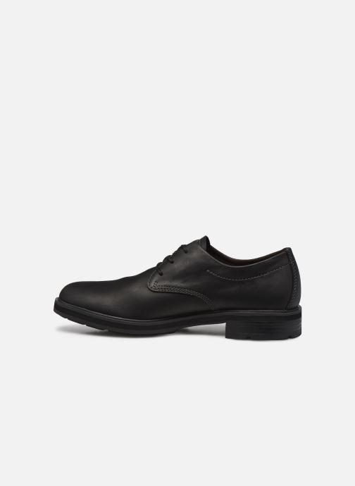 Chaussures à lacets Timberland Windbucks Unlined Oxford Noir vue face