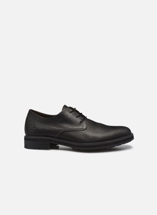 Chaussures à lacets Timberland Windbucks Unlined Oxford Noir vue derrière