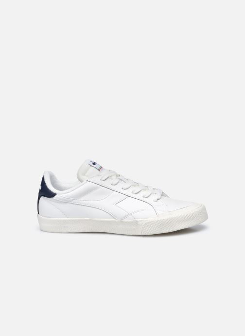 Deportivas Diadora Melody Leather Dirty W Blanco vistra trasera