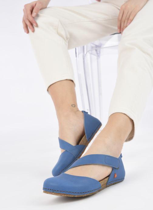 Sandali e scarpe aperte Art CRETA 384 Azzurro immagine dal basso