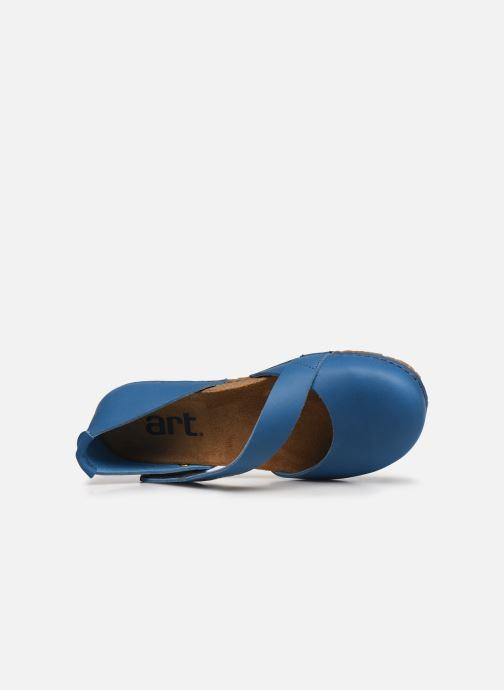 Sandali e scarpe aperte Art CRETA 384 Azzurro immagine sinistra
