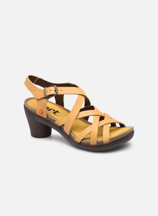 Sandali e scarpe aperte Art ALFAMA 1477 Giallo vedi dettaglio/paio