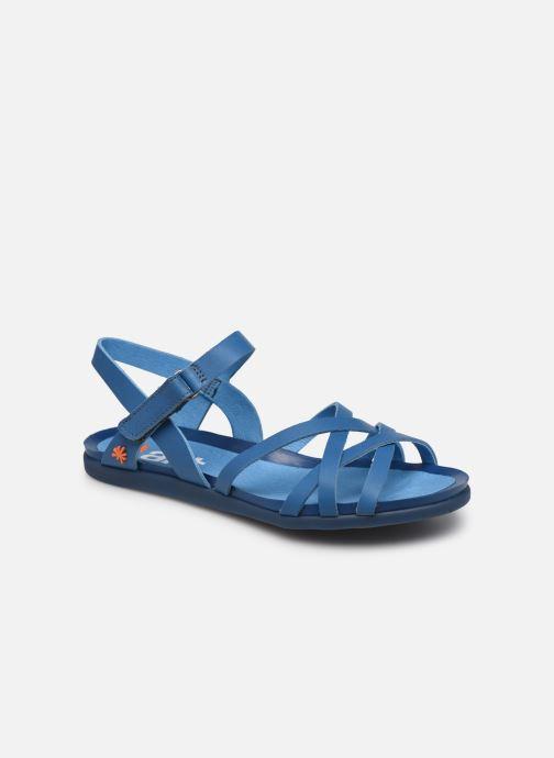 Sandalen Art LARISSA 1810 blau detaillierte ansicht/modell