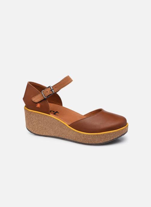Sandales et nu-pieds Art PARMA 1862 Marron vue détail/paire