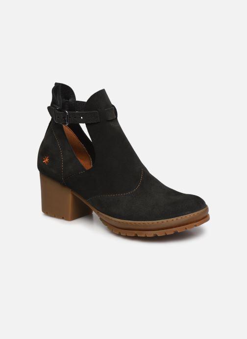 Boots en enkellaarsjes Art CAMDEN 1238 Zwart detail