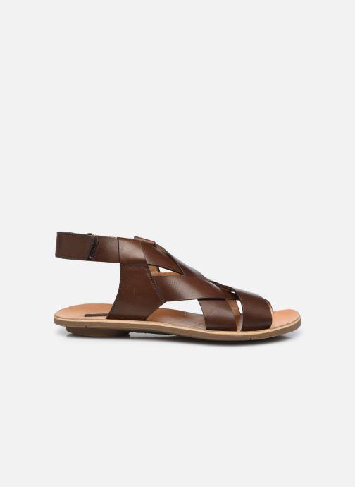 Sandales et nu-pieds Neosens DAPHNI S3125 Marron vue derrière
