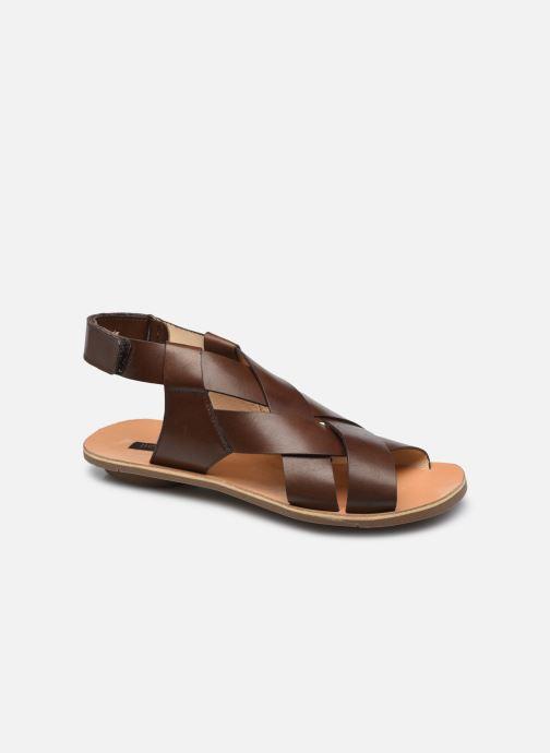 Sandales et nu-pieds Neosens DAPHNI S3125 Marron vue détail/paire