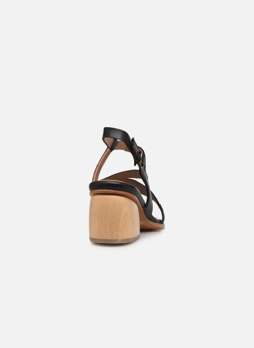 Sandales et nu-pieds Neosens VERDISO S3143 Noir vue droite