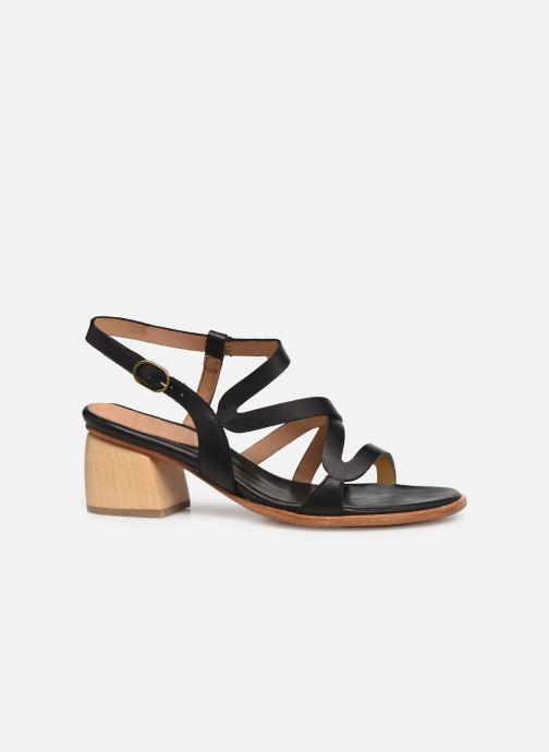 Sandales et nu-pieds Neosens VERDISO S3143 Noir vue derrière