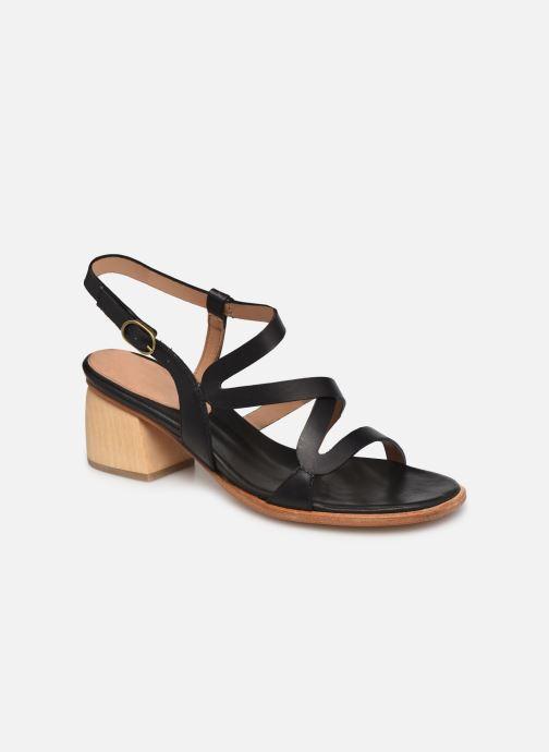 Sandales et nu-pieds Neosens VERDISO S3143 Noir vue détail/paire