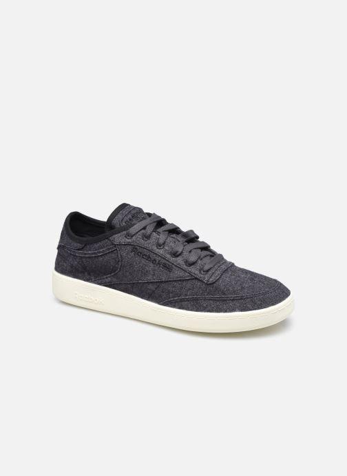 Sneakers Reebok Club C Wool & Corn Grå detaljeret billede af skoene