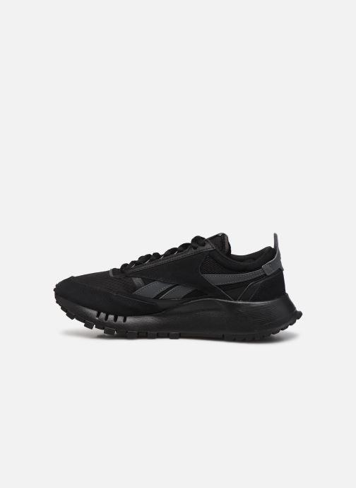 Sneaker Reebok Cl Legacy W schwarz ansicht von vorne