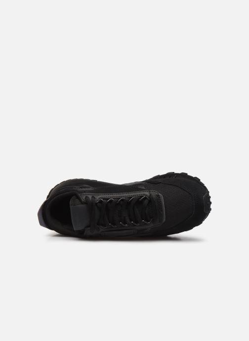 Sneaker Reebok Cl Legacy W schwarz ansicht von links