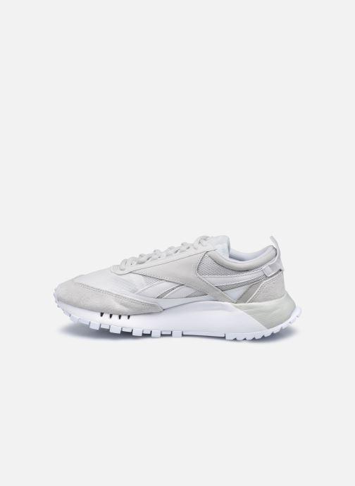 Sneaker Reebok Cl Legacy W weiß ansicht von vorne