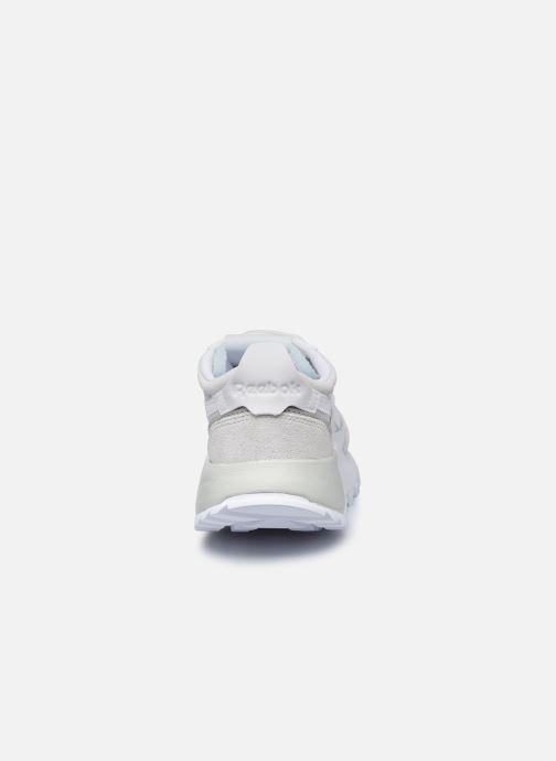 Sneaker Reebok Cl Legacy W weiß ansicht von rechts