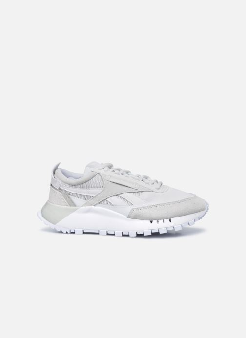 Sneaker Reebok Cl Legacy W weiß ansicht von hinten