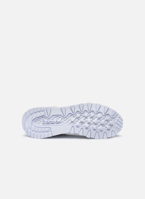 Sneaker Reebok Cl Legacy W weiß ansicht von oben