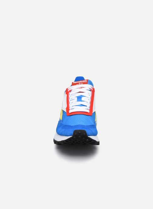 Sneaker Reebok Cl Legacy W blau schuhe getragen