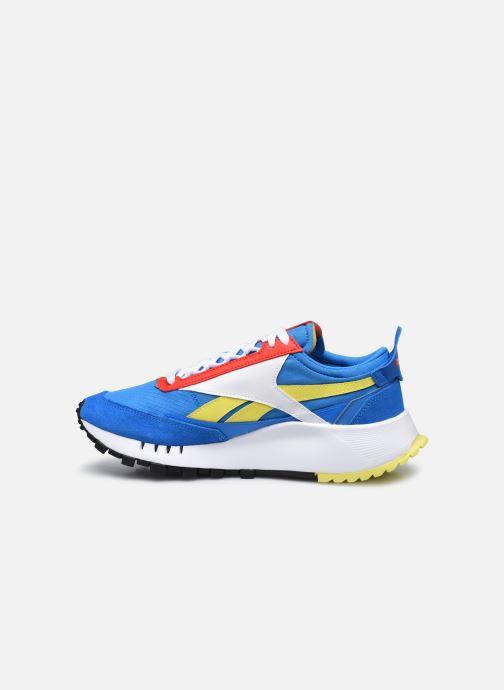 Sneakers Reebok Cl Legacy W Azzurro immagine frontale